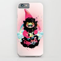 Whistling gnome iPhone 6 Slim Case