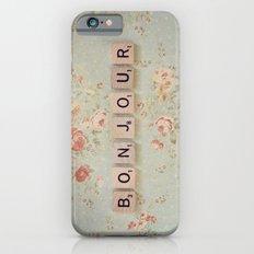 Bonjour Slim Case iPhone 6s