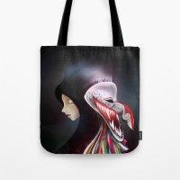 Women_ผีตาโข… Tote Bag