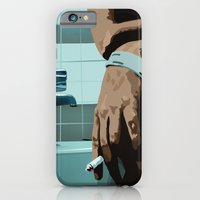 iPhone & iPod Case featuring Suicide by Sami Shah