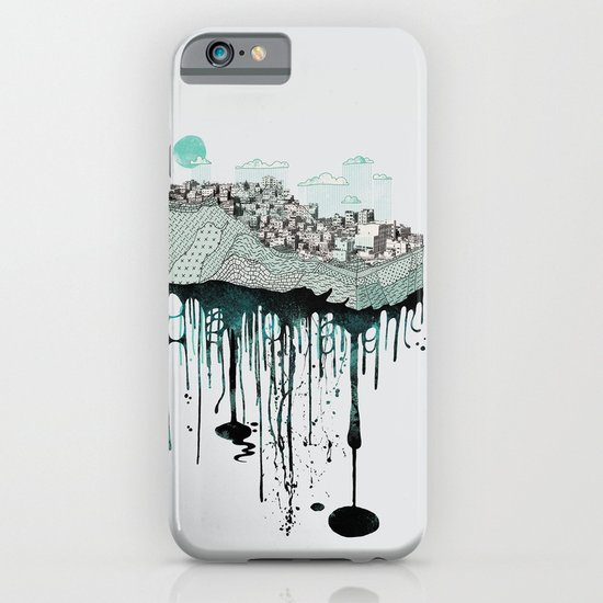 Don't let it go to waste iPhone & iPod Case