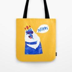 Ice King looks Crazy Seeyak! Collage Tote Bag