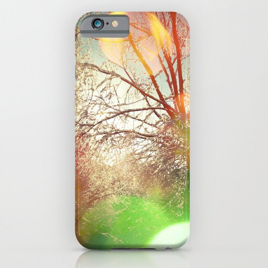Snow Day iPhone & iPod Case