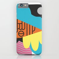iPhone & iPod Case featuring Espectre (#3) by Wilmer Murillo