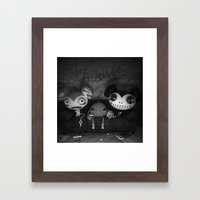 FROUSSE Framed Art Print