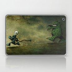 Run for Bulb Laptop & iPad Skin