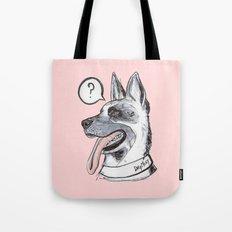 Dog Meat Tote Bag
