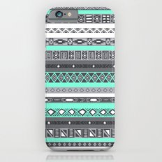 Tiffany Turquoise Aztec … iPhone 6 Slim Case