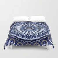 China Blue Duvet Cover
