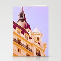 Architectural City. Stationery Cards