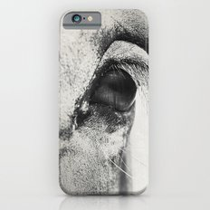HorSe (V2 grey) iPhone 6s Slim Case