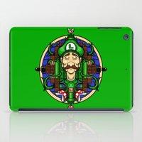 Luigi's Lament iPad Case