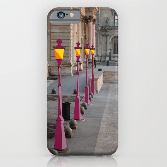 Lightposts iPhone & iPod Case
