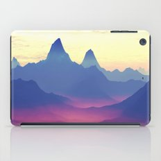 Mountains of Another World iPad Case