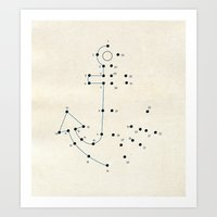 Connect the Dots #2 Art Print