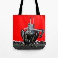 Modern Curse 3 Tote Bag