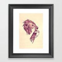 Daniel Framed Art Print