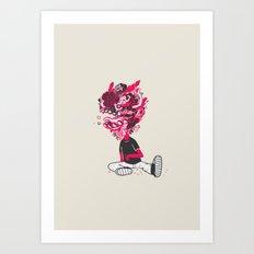 Headspace 02 Art Print