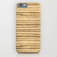 Zebrawood iPhone 6 Slim Case