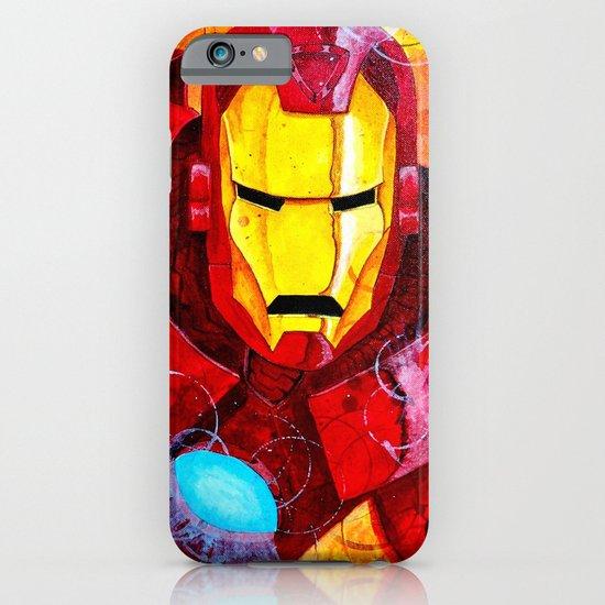 Heroes - Iron Man iPhone & iPod Case