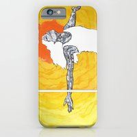 iPhone & iPod Case featuring Freedom by CSNSArt