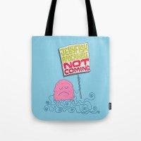 Jellyfish Apocalypse Not… Tote Bag
