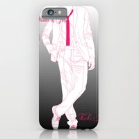 iPhone & iPod Case featuring 50 Shades Of Grey by Salmanorguk