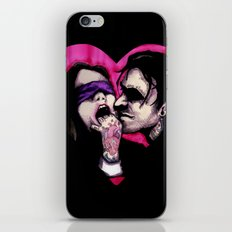 I Know What You Want iPhone & iPod Skin
