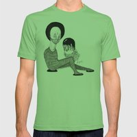 Desmembrado Mens Fitted Tee Grass SMALL