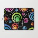 Circles In Circles. Laptop Sleeve
