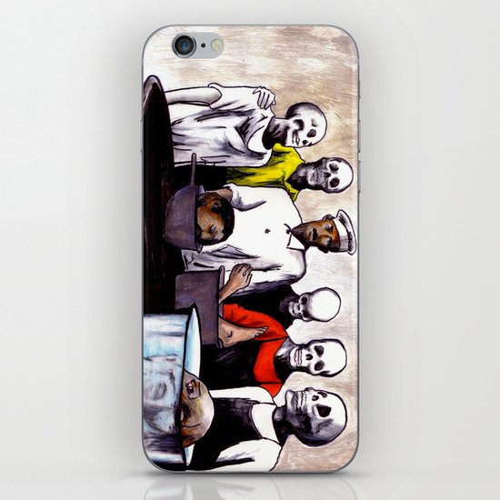 The Bastards' Cooking School of Satan iPhone & iPod Skin
