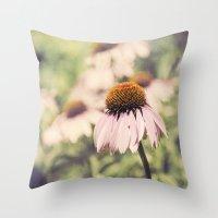 The Individual Throw Pillow