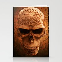 Simply Skull Stationery Cards