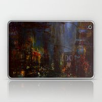 The Night Has A Thousan… Laptop & iPad Skin
