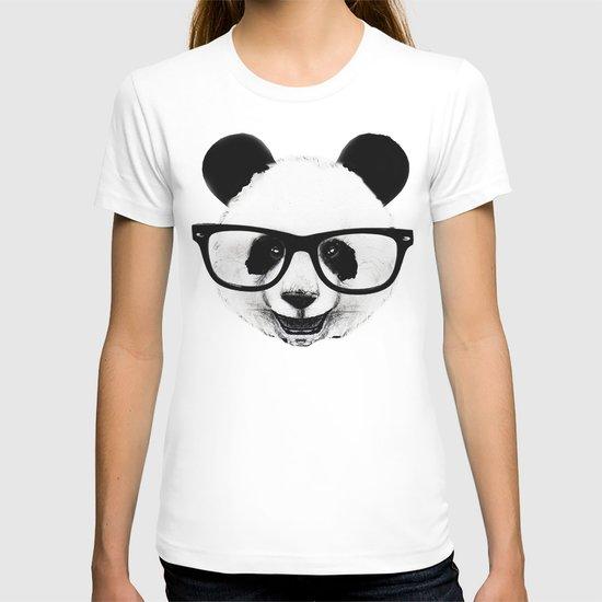 Panda Head Too T-shirt