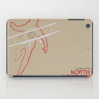 North By Northwest iPad Case