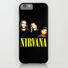 Nirvana Band Slim Case iPhone 6s