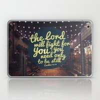 FIGHT FOR YOU Laptop & iPad Skin
