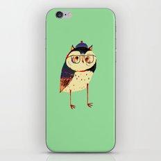Owl Cutey. iPhone & iPod Skin