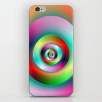 Torus Without and Within the Hole iPhone & iPod Skin