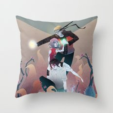 Nothing but Death Throw Pillow