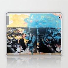 YAWNING TIGERS Laptop & iPad Skin