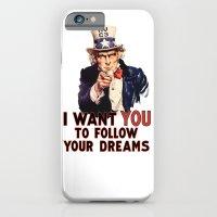 My Uncle Sam iPhone 6 Slim Case