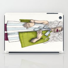 Fashion Illustration - Patterns and Prints - Part 2 iPad Case
