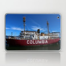 Fireship Columbia Laptop & iPad Skin