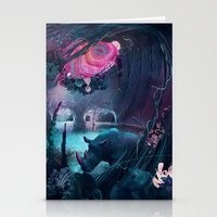 Grotto Stationery Cards