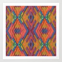 Pattern No. 17 Art Print