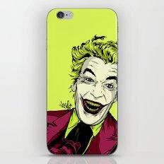 Joker On You 2 iPhone & iPod Skin