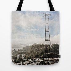 The Peaks Tote Bag