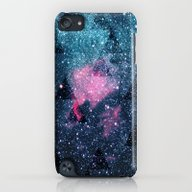 Galaxy Triangles iPod touch Slim Case